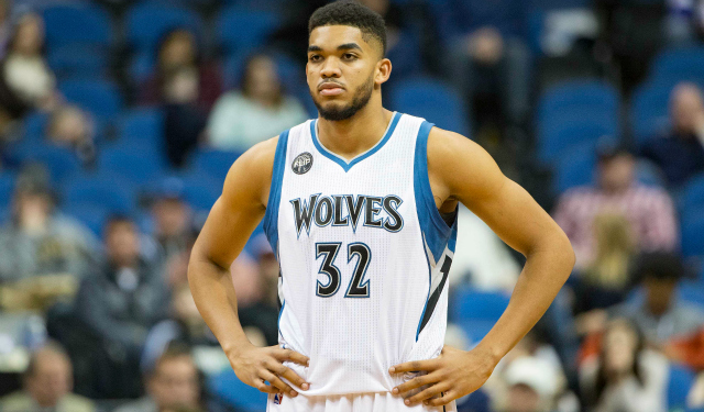 Mejores jugadores NBA. Karl-Anthony Towns