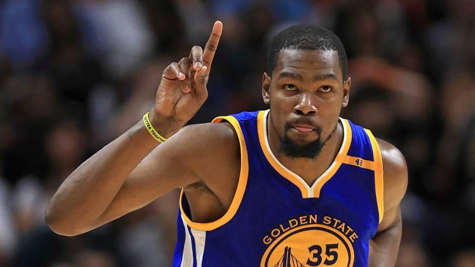 Mejores jugadores NBA. Kevin Durant