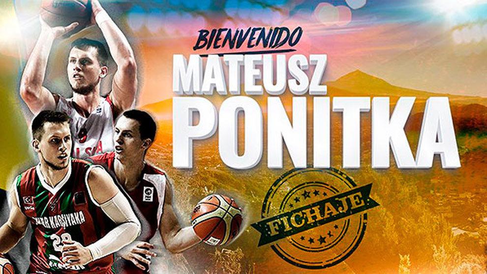 Iberostar Tenerife 2017 18. Ponitka viene de sobresalir en el EuroBasket.