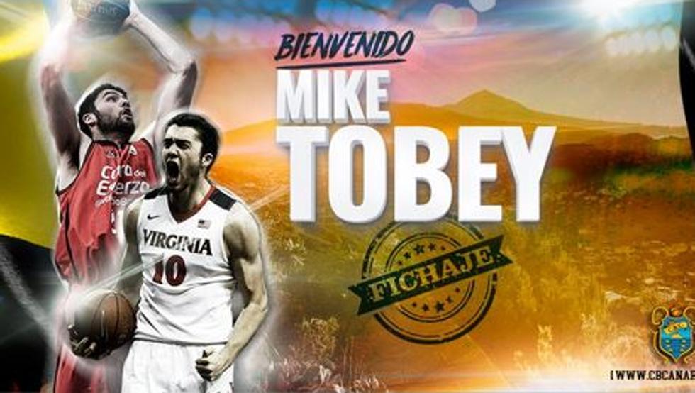 Tobey, intimidación para el Iberostar Tenerife 2017 18.