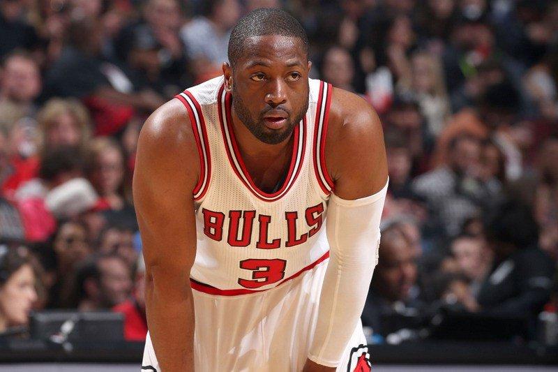 Los Bulls 2017 18 ya no cuentan con Wade.