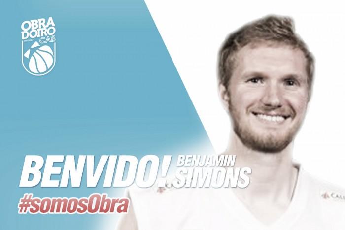 Monbus Obradoiro. Ben Simmos, polivalencia en el puesto de 3-4.