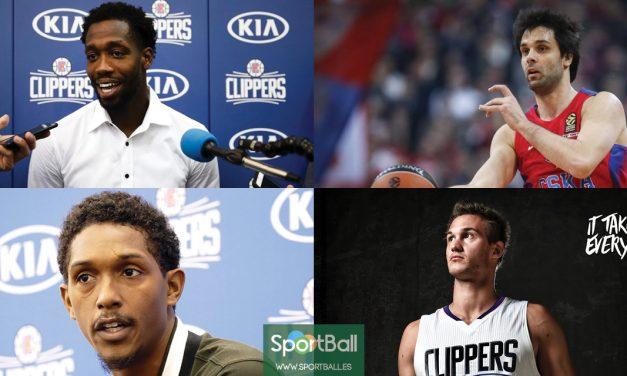 Clippers, la era post Chris Paul