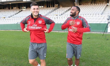 Arsenal terminó un mercado agridulce