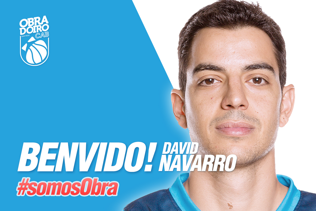 Monbus Obradoiro. David Navarro, más pólvora exterior.