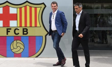 El Barça en decadencia imparable con Messi como paracaídas