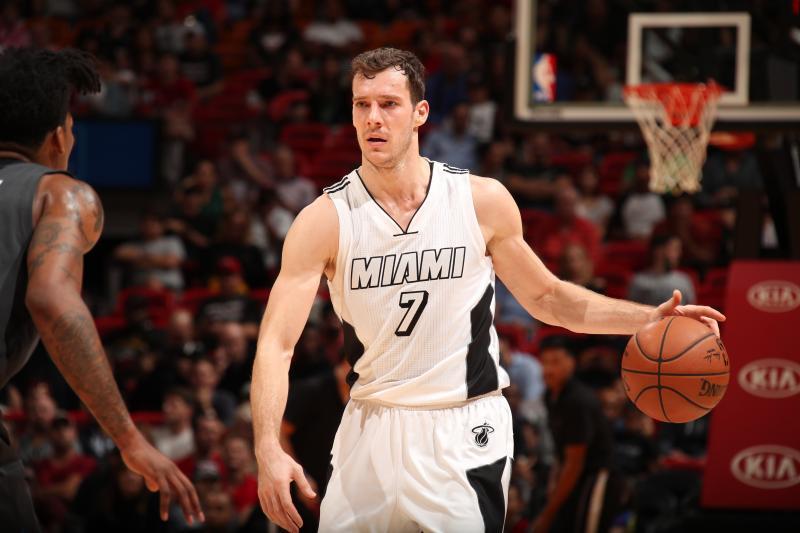 Mejores jugadores NBA. Goran Dragic