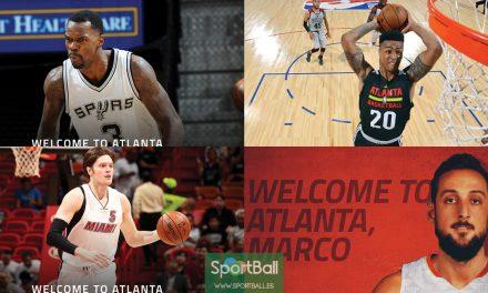 Los Hawks de Schröder camino hacia el próximo Draft