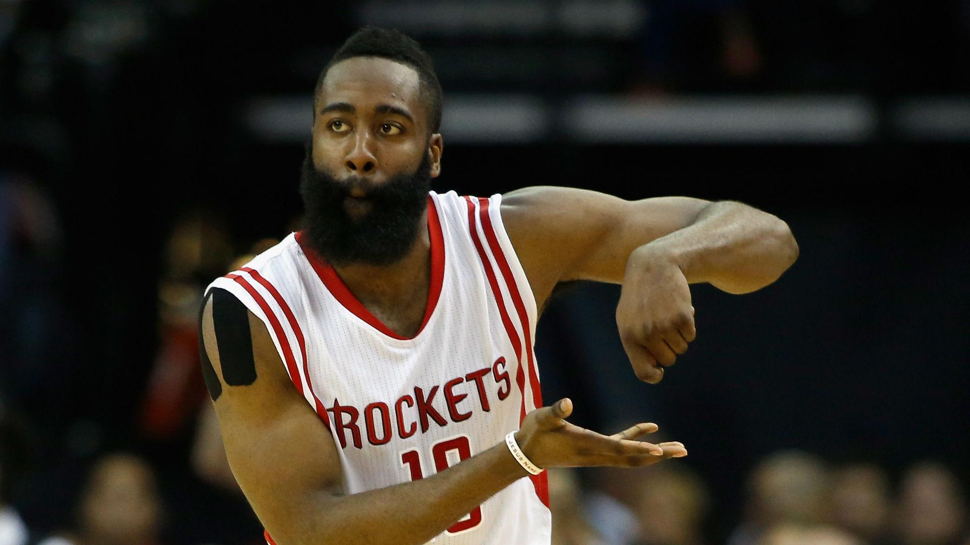 Mejores jugadores NBA. James Harden.