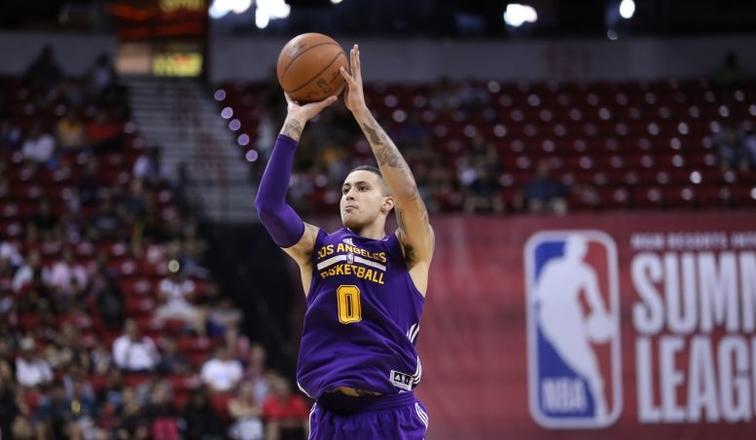 ¿Verán los Lakers 2017 18 explotar a Kuzma?