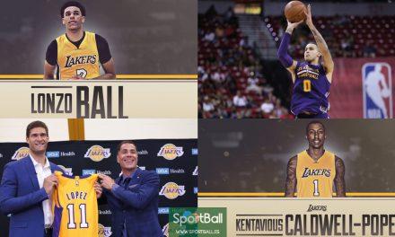 Los Angeles Lakers, una nueva esperanza