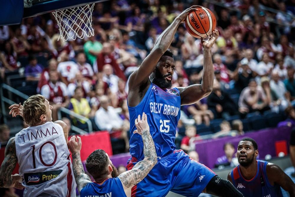 Eurobasket 2017 mejores jugadores. Olaseni, actuaciones destacadas que no sirvieron para ninguna victoria.