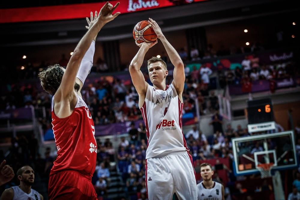 Eurobasket 2017 mejores jugadores. Porzings, también 2 actuaciones entre las 20 mejores.