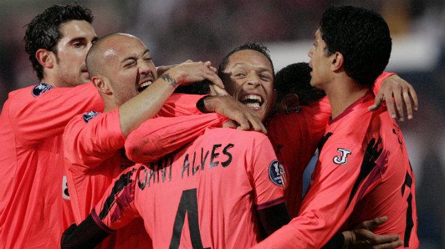 La liga de las remontadas. El Sevilla de Juande Ramos, un equipazo.