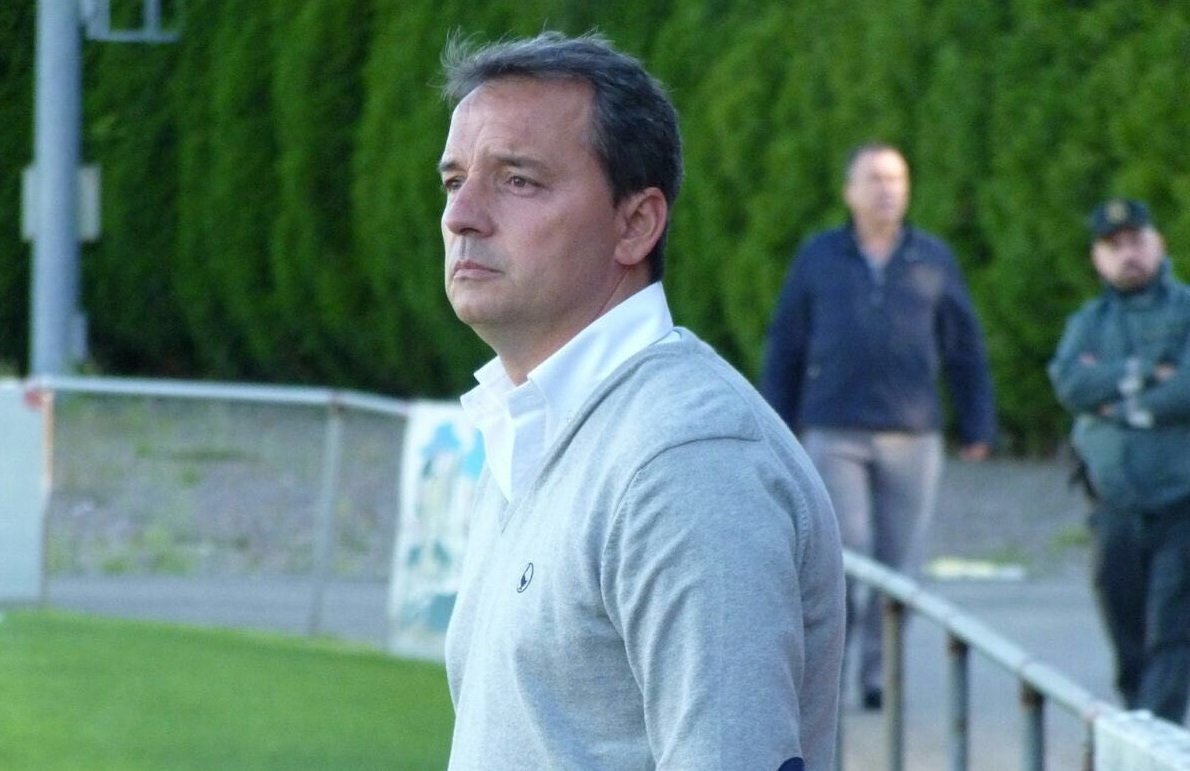 Primera temporada del técnico gallego en Cerceda