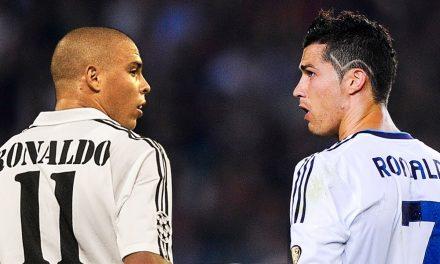 En el nombre del gol: los Ronaldo