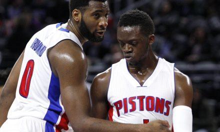 Los Playoff, la meta de los Detroit Pistons