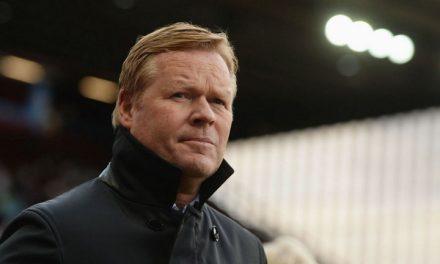 Everton sumergido en aguas turbulentas