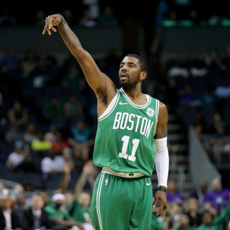 Plantilla Boston Celtics 2017 18. Kyrie Irving, el nuevo líder de Celtics.