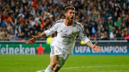 Sergio Ramos marca el gol más importante de su carrera, el gol de la décima.