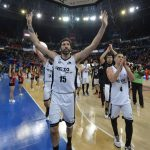 Bilbao Basket 2017/2018. Mumbrú, año Último