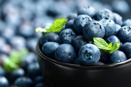 10 consejos para el postentrenamiento. Los arándanos son una fuente natural de antioxidantes. elpilonar.es