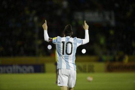 Clasificados al Mundial. De la mano de Messi, Argentina asegura la clasificación. Prensalibre.com