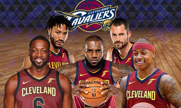 Cleveland Cavaliers, y la última esperanza…