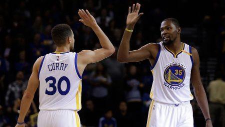 Pronósticos NBA 2017-18. Los Warriors de Curry y Durant, muy favoritos.