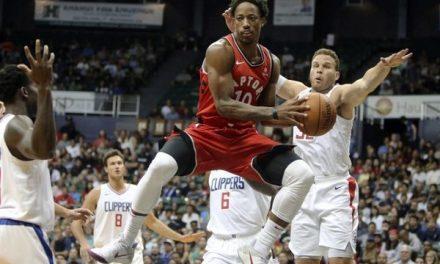 Toronto Raptors 2017/2018 NBA Finals no es un sueño