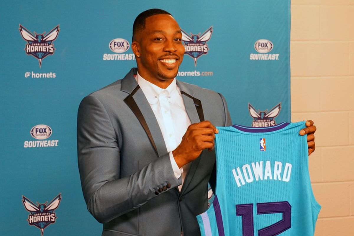 ¿Qué Dwight Howard veremos en Charlotte?