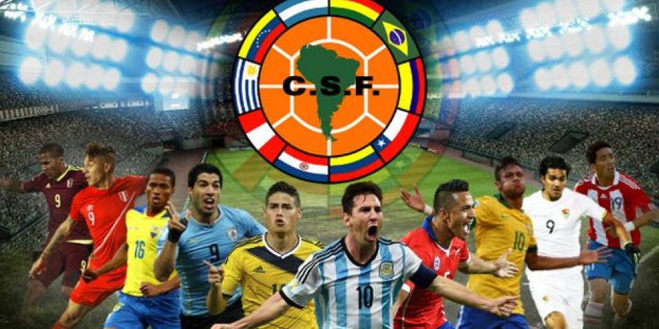 Mundial Rusia 2018. Selecciones Conmebol. Eliminatorias rumbo a Rusia 2018. Depor.com