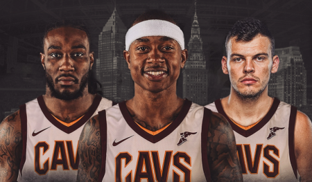 """El gran """"éxito"""" del verano de los Cleveland Cavaliers."""
