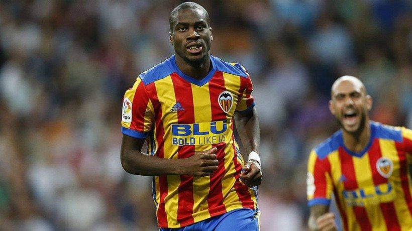Valencia de Marcelino. Geoffrey Kondogbia, pieza fundamental. Deportevalenciano.com