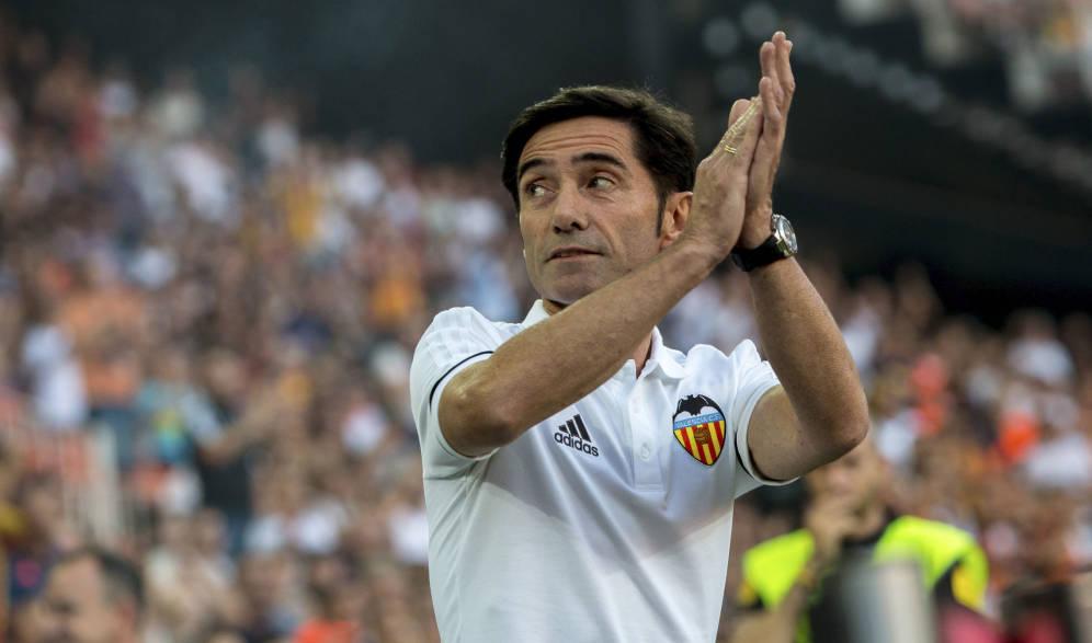 El Valencia de Marcelino apunta buenas maneras esta temporada. Elconfidencia.com