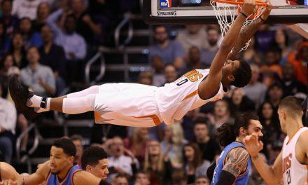 Phoenix Suns: a poner la guinda a la reconstrucción