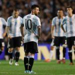 Rumbo a Rusia 2018. Argentina, luego del empate ante Perú. Elespectador.com