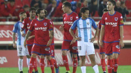 Eliminatorias abiertas, como el Numancia-Málaga, tardarán un mes en decidirse.