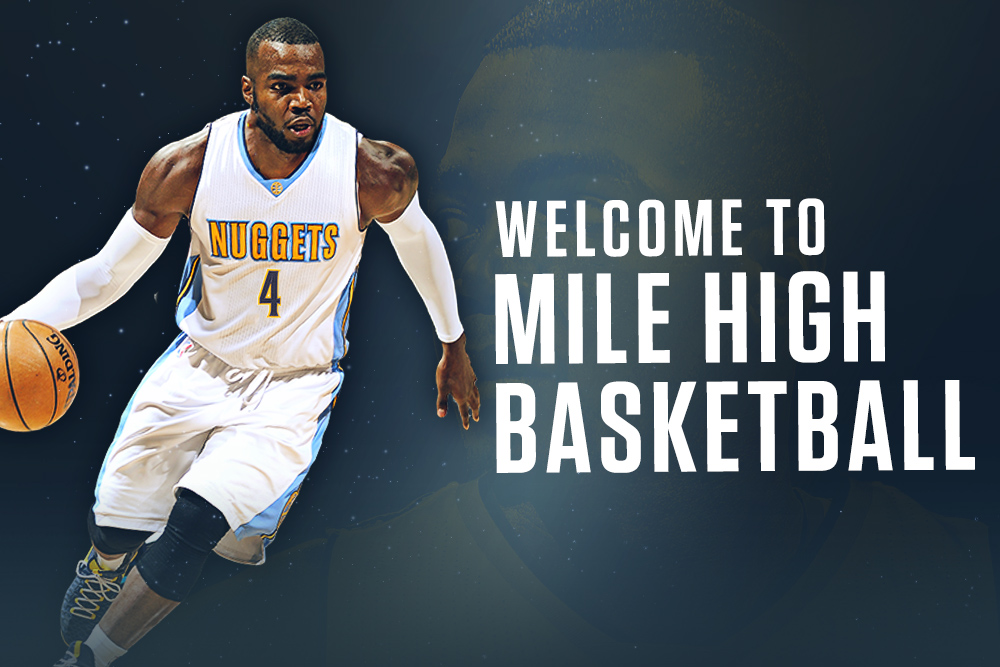 Denver Nuggets 2017 18. Paul Millsap.