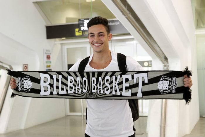 Ricardo Fisher plantilla Bilbao Basket 2017-18