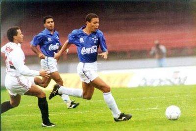 Ronaldo Nazario en sus inicios futbolísticos en Brasil