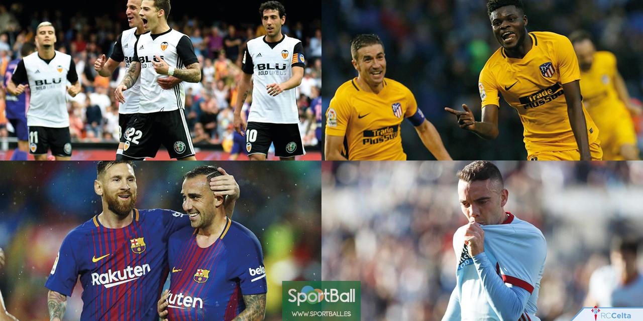 11 ideal La Liga jornada 11