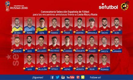 Se acerca el Mundial, y así está España