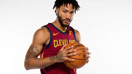 Derrick Rose Cleveland Cavaliers