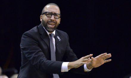 David Fizdale destituido como entrenador de los Grizzlies