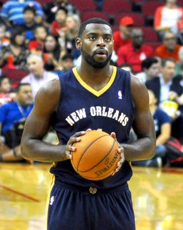 Tyreke Evans llegó en 2013 a los Pelicans en los que no tuvo un papel destacado.