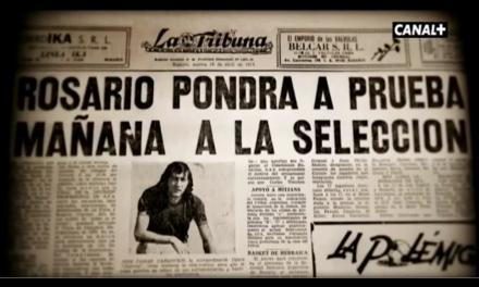Historias de fútbol sudamericano. Rosario