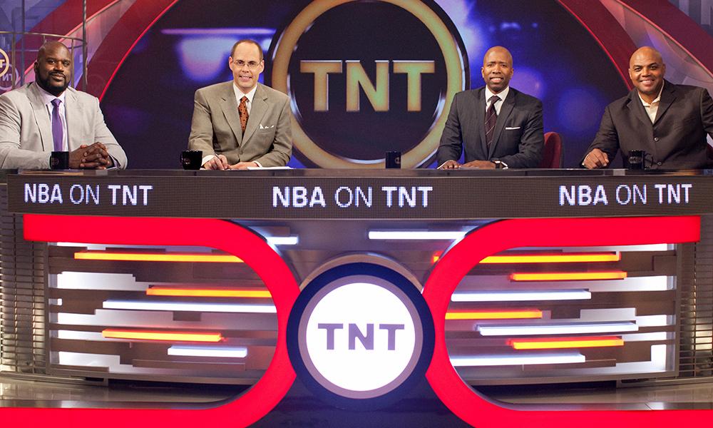 Comentaristas TNT