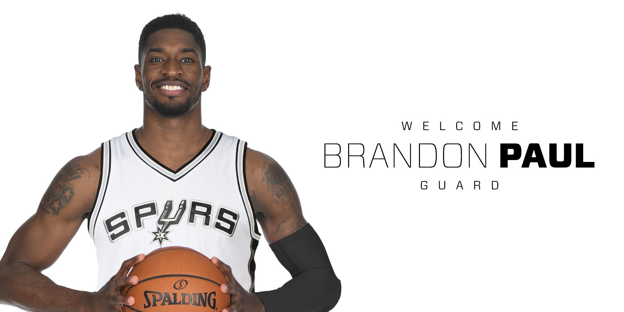 Brandon Paul, próximo gran talento de San Antonio Spurs.