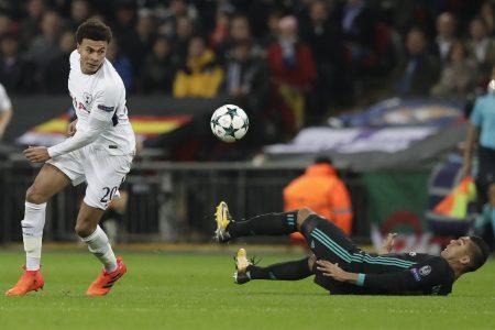 Los problemas tácticos del Real Madrid se agravaron al colocar a Casemiro como último hombre.